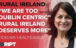 Fidelma Healy-Eames says Rural Ireland is being left behind