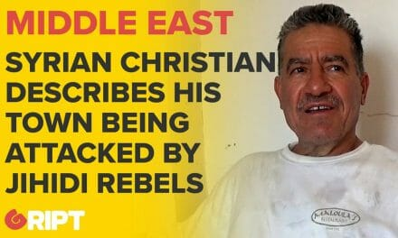 A Syrian Christian describes the day his town was attacked by jihadi rebels.