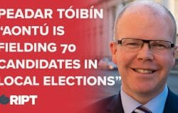 Aontú is fielding 70 candidates in the local elections