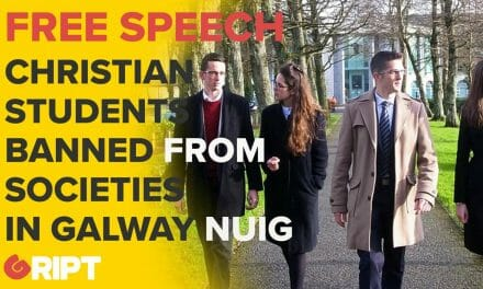 Burkes VS NUIG: Christian students banned from joining societies on NUIG campus