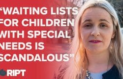 Carol Nolan: Waiting lists for assessment of children with special needs is scandalous.