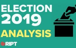 Election 2019 analysis from our panel at Gript.