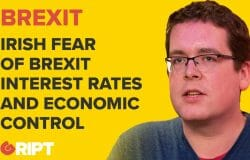 Fear of Brexit is making us forget our previous economic crisis was caused by lack of control over interest rates