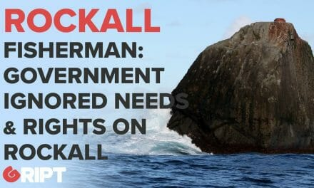 Fisherman explains how the government ignored their needs and their rights on Rockall, as the controversy continues.