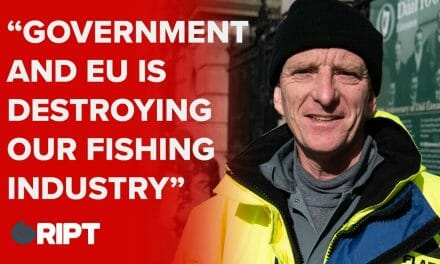 Fishing Crisis in Ireland caused by government and EU Policy