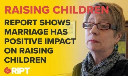 Prof. Patricia Casey on new report on cohabitation, marriage and the impact on raising children