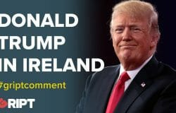 Trump in Ireland: Tim Jackson has a point of view you won't hear elsewhere.