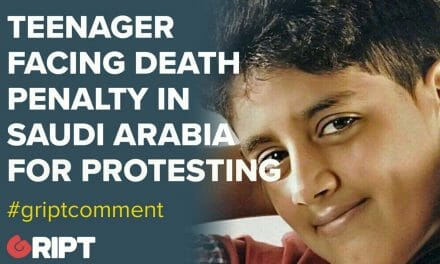 WHERE is the outcry? A child was arrested in Saudi Arabia for attending a protest – now he might be put to death by crucifixion.