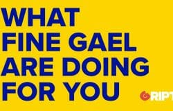 What the Fine Gael election video might say...