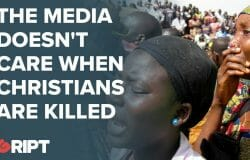 Why does the media IGNORE massacres where Christians are killed?
