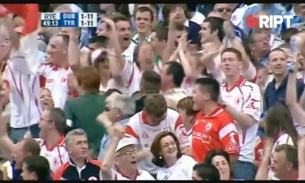 Gaelic football at its finest…
