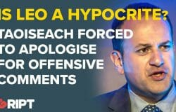 Billion Euro Question: Is Leo a bit hypocritical? Leo's gaffe and the sins of government.