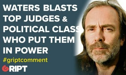 John Waters blasts top judges and the political class who put them in power.