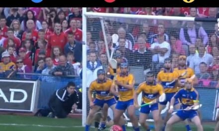 Hurling at its finest…