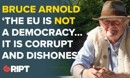 Bruce Arnold doesn't hold back in attacking Leo Varadkar and Simon Coveney