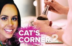 Cat's Corner 02 - A quick eyebrows routine