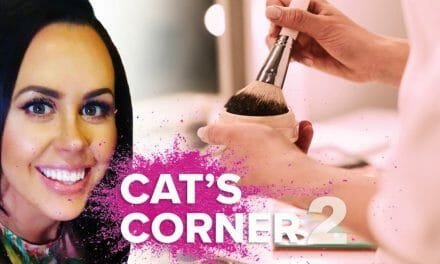 Cat's Corner 02 – A quick eyebrows routine