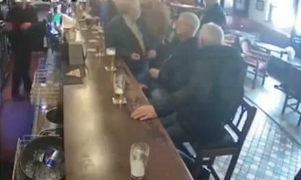 Footage emerges of Conor McGregor punching older man