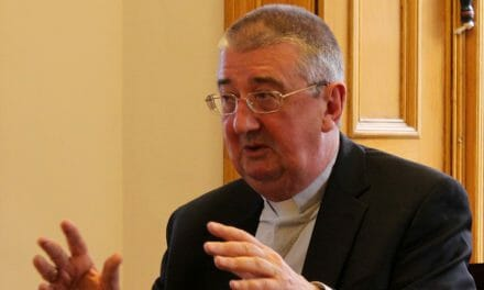 This Week: Archbishop of Dublin chooses safety over sacraments