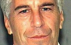 Epstein, on suicide watch, dead by his own hand.