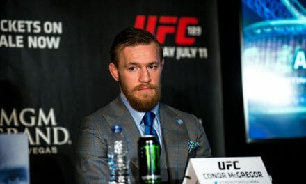 "McGregor apologizes for punch, victim labels him ""a bully with money"""
