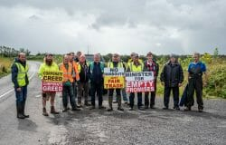 Injunctions and threats of expulsion rock farmers as Tóibín slams Hogan