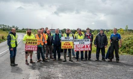 Injunctions and threats of expulsion rock farmers as Tóibín slams Hogan