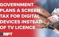 Screen Tax - The Publics' Reaction to proposed tax