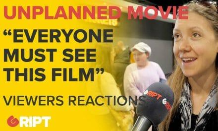 Unplanned: See Irish viewers' reactions