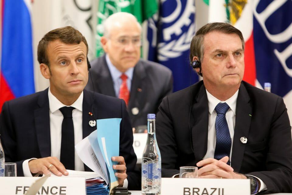 Bolsonaro rejects radical UN 2030 plans
