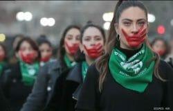 Chilean abortion activists burn effigy of unborn child  #gript