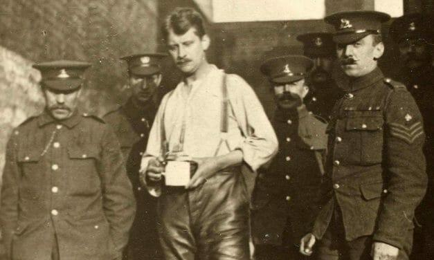 ON THIS DAY: 25 SEPTEMBER 1917: Thomas Ashe died from force feeding during hunger strike