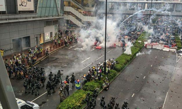 Apple Sells Out Hong Kong Protesters