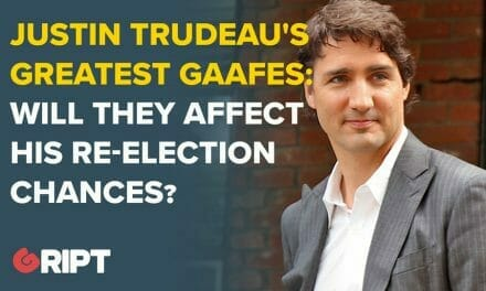 Justin Trudeau's Greatest Gaafes: will he get re-elected?