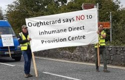 Why aren't Direct Provision Centres in Dalkey instead of Oughterard?