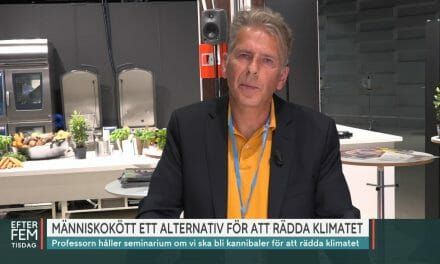 Swedish scientist suggests eating humans to save the planet