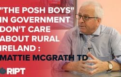 Mattie McGrath: Posh Boys in Government don't care about rural Ireland