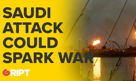 WARNING: Attack on Saudi Arabia being used by some to spark another war