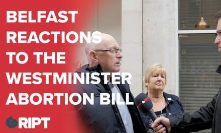 Reactions to the abortion bill being imposed on North of Ireland by Westminster