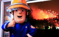 Fireman Sam axed as Fire Brigade mascot, gender neutral characters get the job