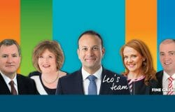 Fine Gael: These feckless Fianna Fáilers can't be trusted with your money!