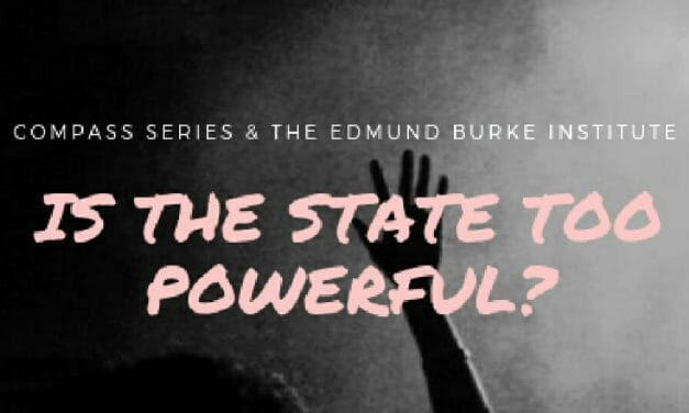 Public debate on the Power of the State to take place in Dublin