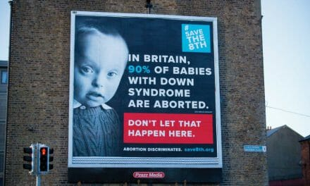 Facebook 'factchecker' denied truth of Down Syndrome and abortion claim to help Yes side report says.