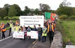 Locals welcome withdrawal of application for direct provision centre in Oughterard