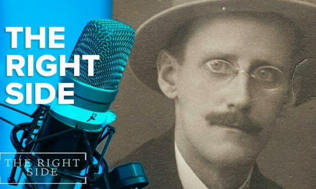 TRSI 23 – James Joyce hated Ireland and Ireland should hate him right back
