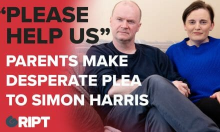 """PLEASE HELP US"". Parents make desperate plea to Simon Harris to help vulnerable son"