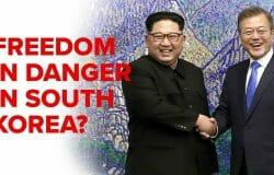 South Korea sleep walking into union with North, top lawyer warns