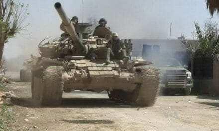 BREAKING: Syrian Army moves north to aid Kurds against Turkish invasion