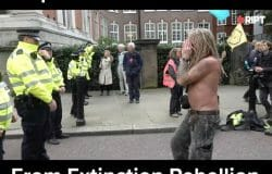 Top 5 Craziest Moments From Extinction Rebellion.