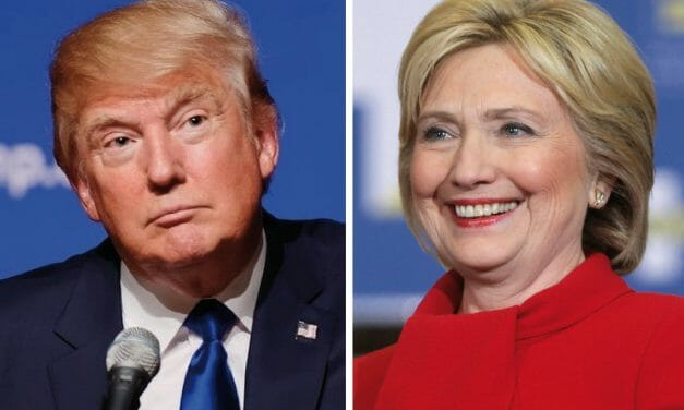 """Hillary feels """"urge"""" to run, says US can't """"afford another four years"""" of Trump"""